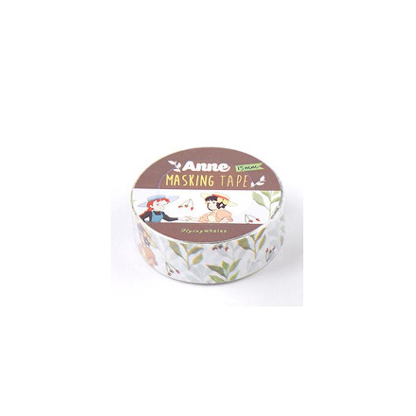 Dancing anne 0.59X11yd single deco masking tape