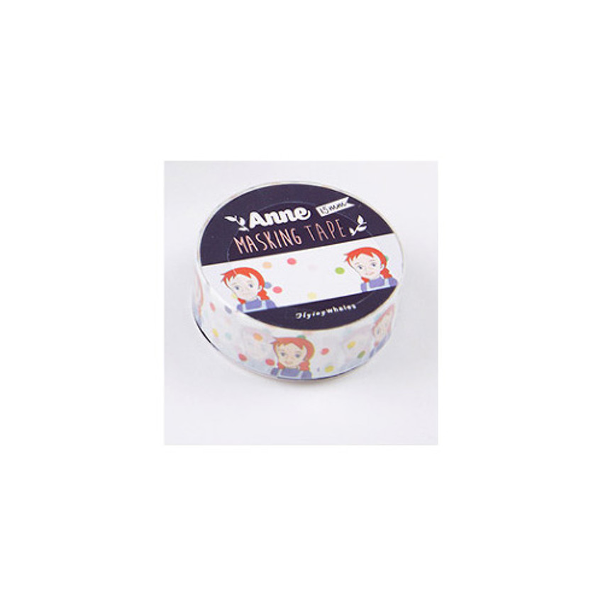 Face anne 0.59X11yd single deco masking tape