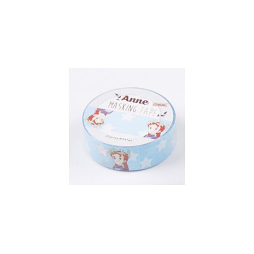 Star anne 0.59X11yd single deco masking tape