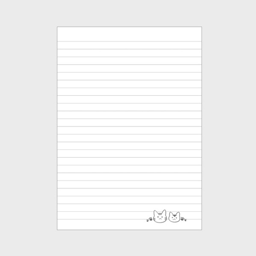 Nicejin spiral bound lined notebook