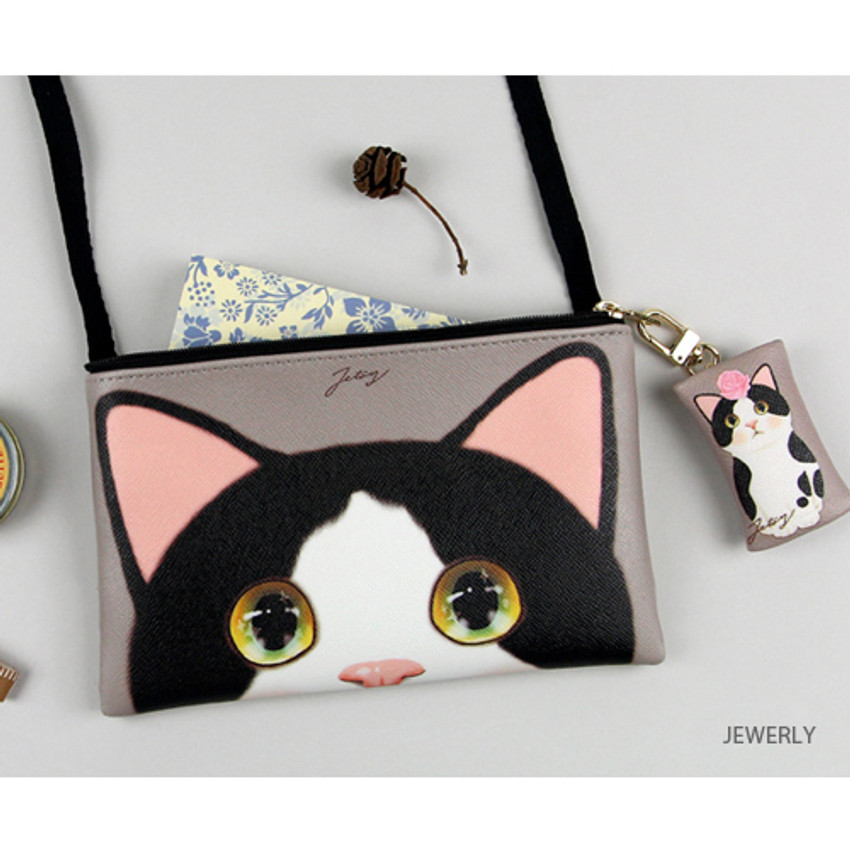 Jewelry - Choo Choo cat petit small shoulder bag