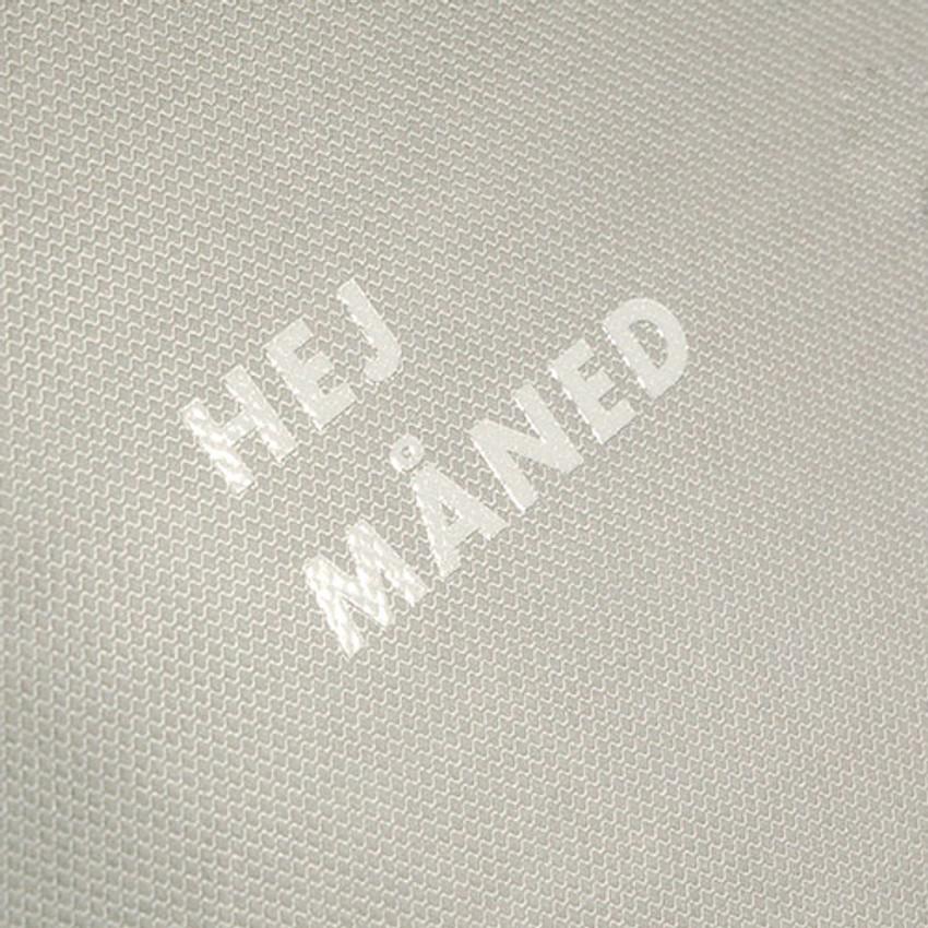 Detail of Hej maned B5 undated monthly planner scheduler