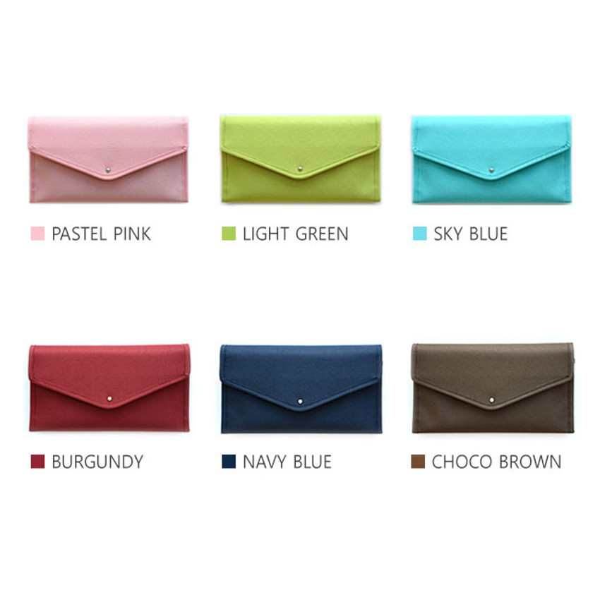 Colors of Holiday travel hanging toiletry pouch bag
