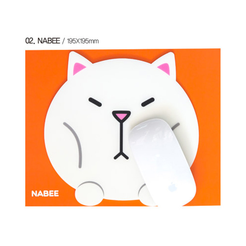 Nabee - Ggo deung o friends mouse pad