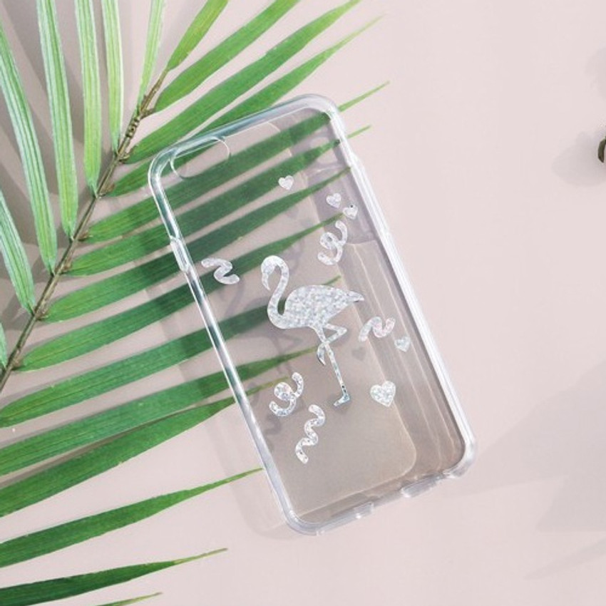 Usage example - ICONIC Hologram deco PVC sticker set