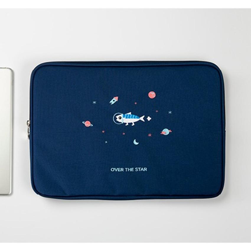 DESIGN IVY Ggo deung o eco friendly 13 inches laptop pouch case