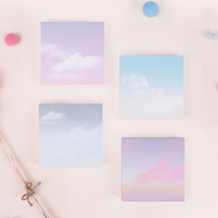Rihoon Nemo life cloud memo notepad