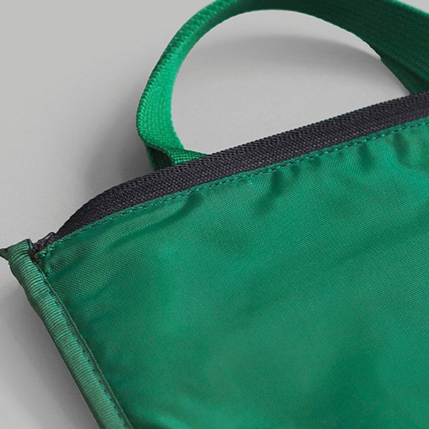 Water resistant - BNTP Coated cotton medium document tote bag