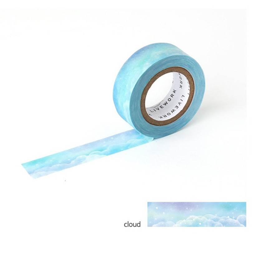 Cloud - Livework My universe single deco masking tape
