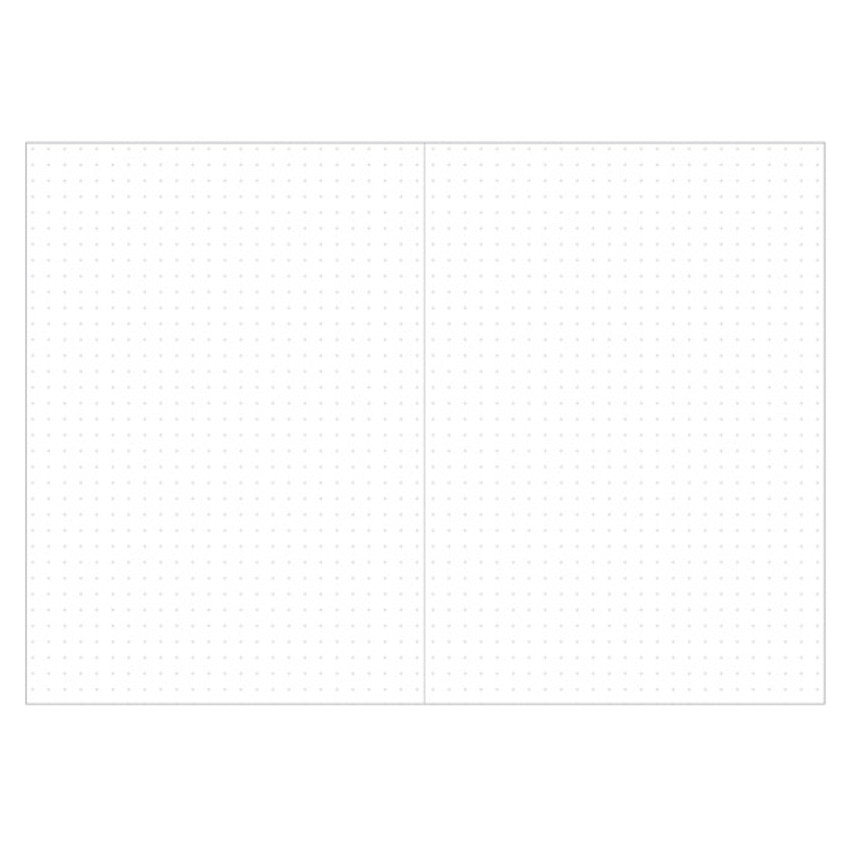 Dotted pages