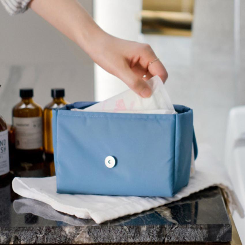 Byfulldesign Travelus travel organizer handbag