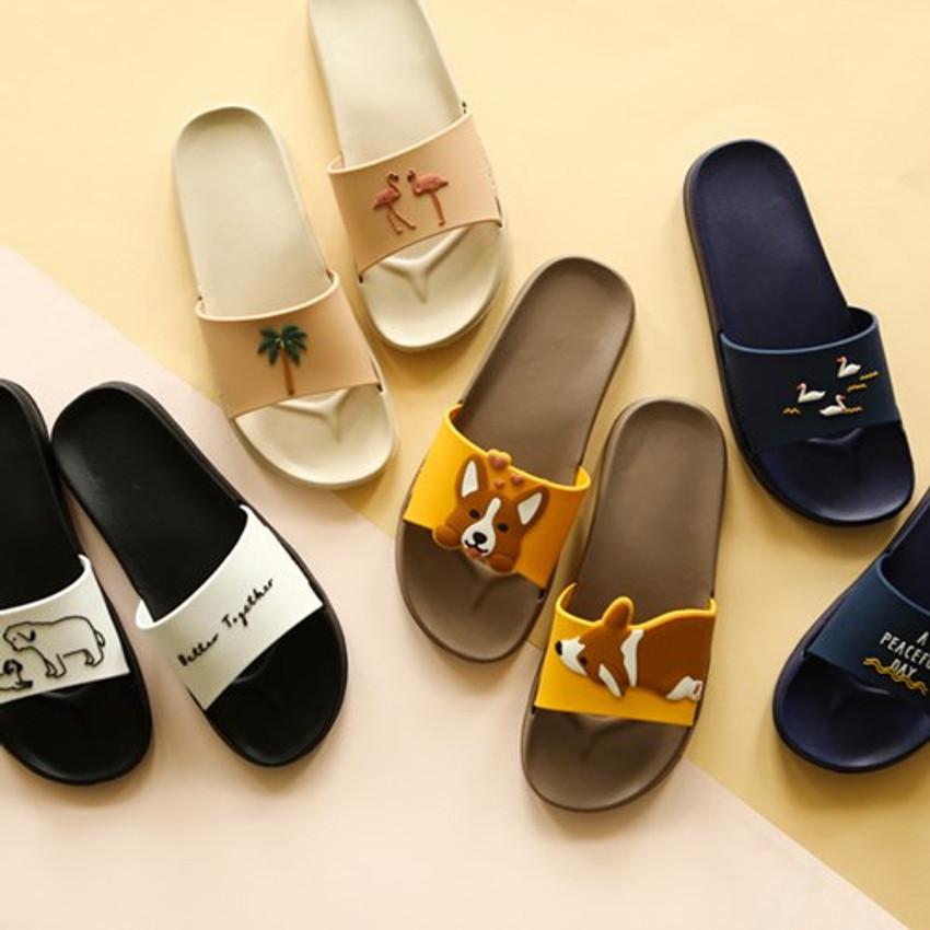 Dailylike Daily easy slide sandal