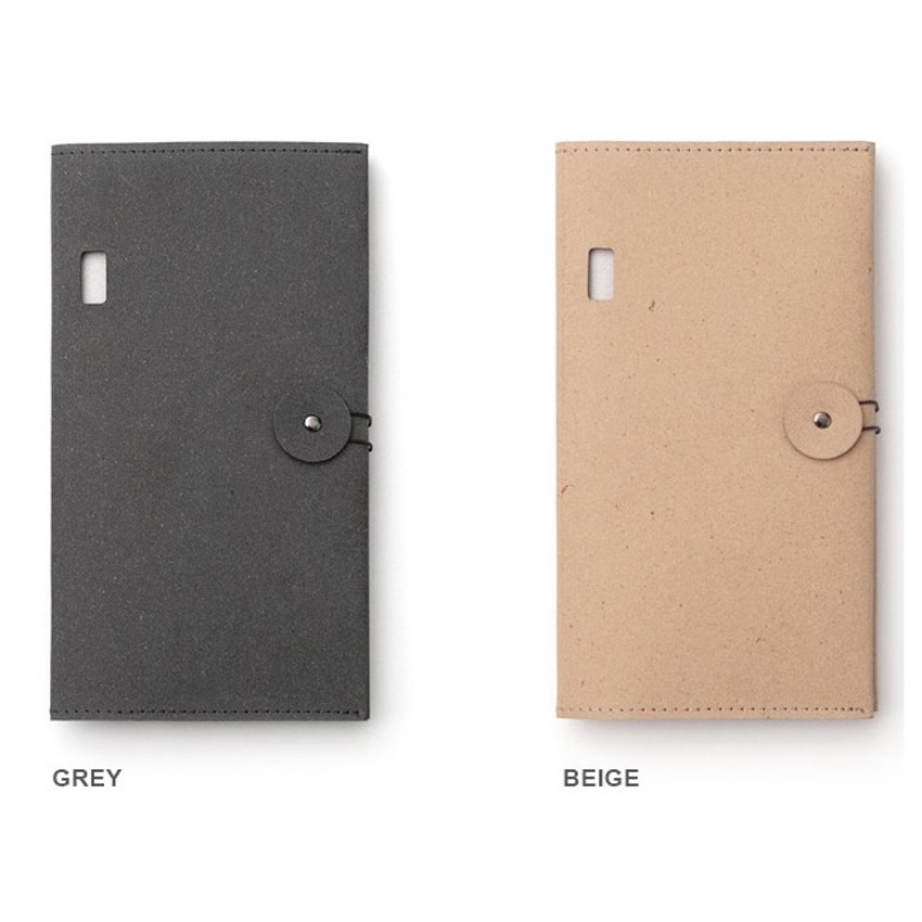 Colors of Ma boheme travel planner notebook