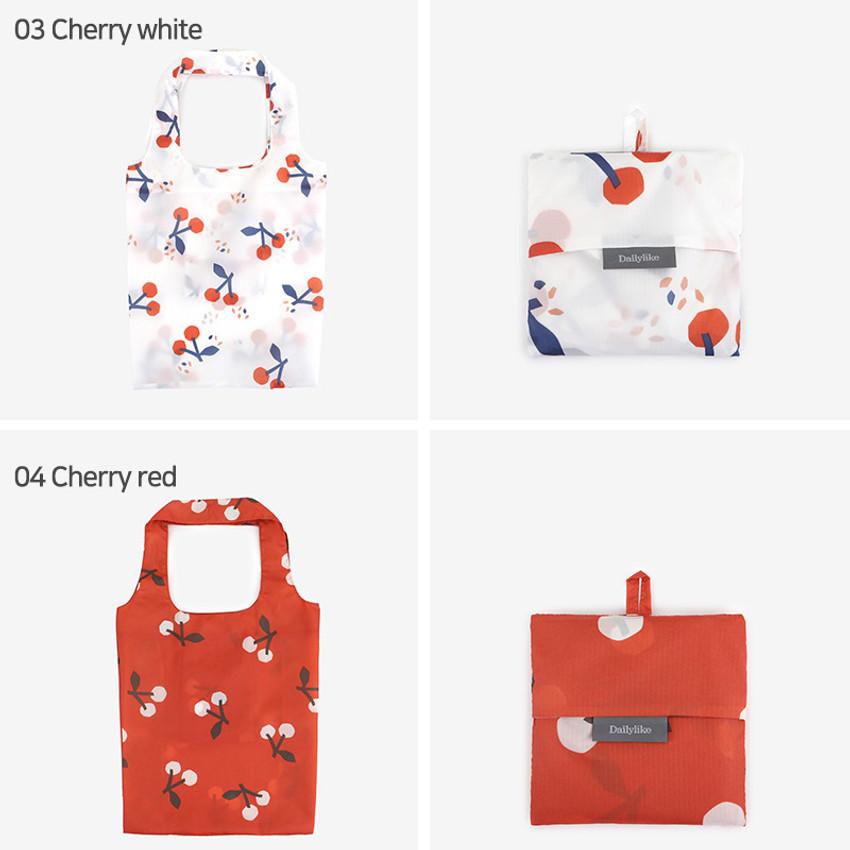 Cherry white, Cherry red