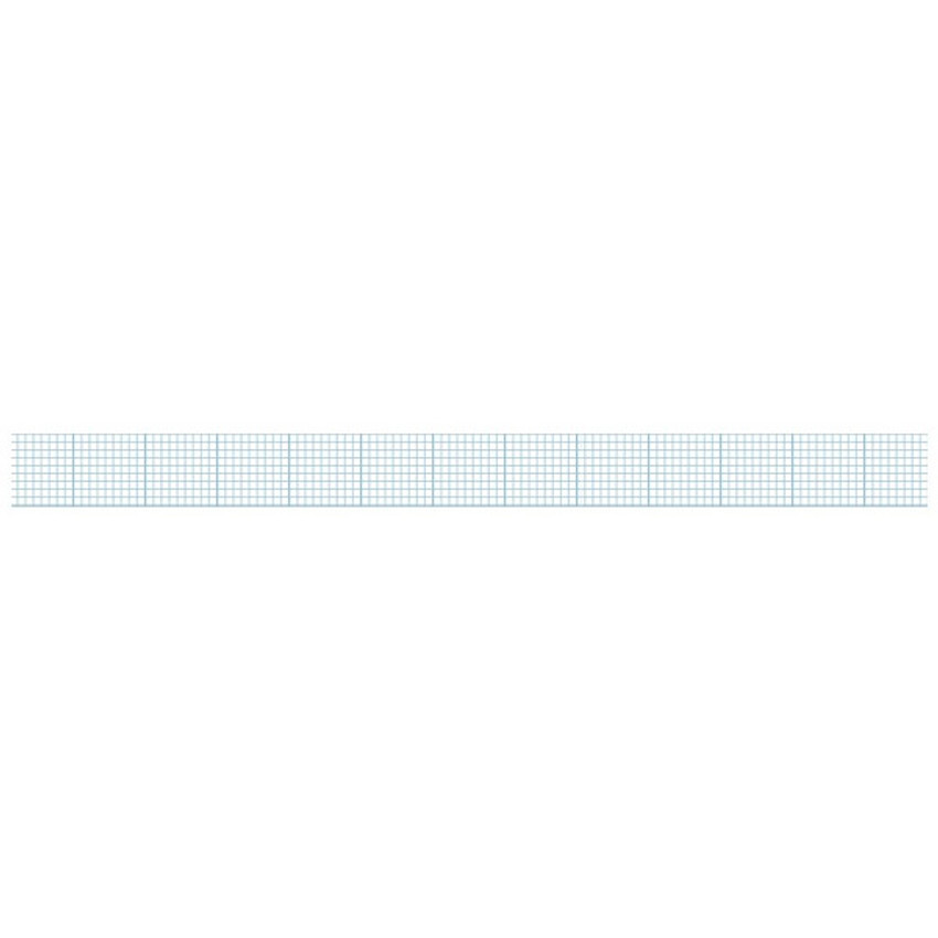 Detail of Graph paper single roll washi masking tape