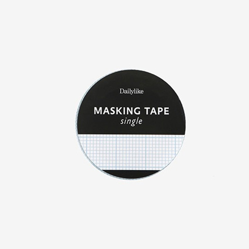 Package for Graph paper single roll washi masking tape