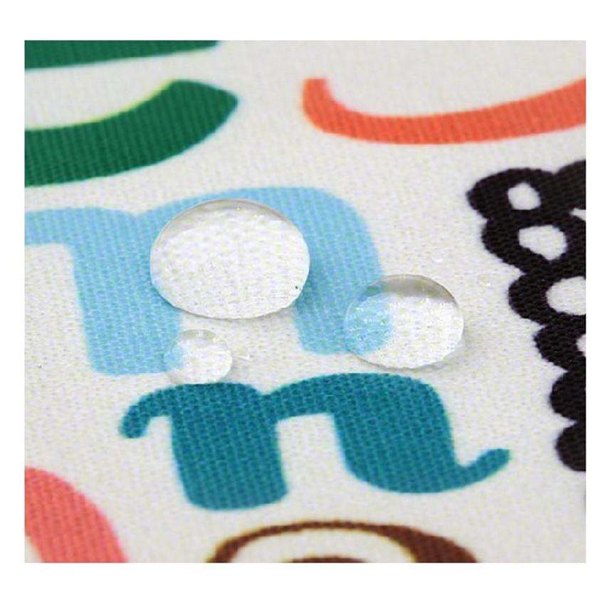 Water resistance - Monopoly Enjoy journey travel large mesh zipper pouch