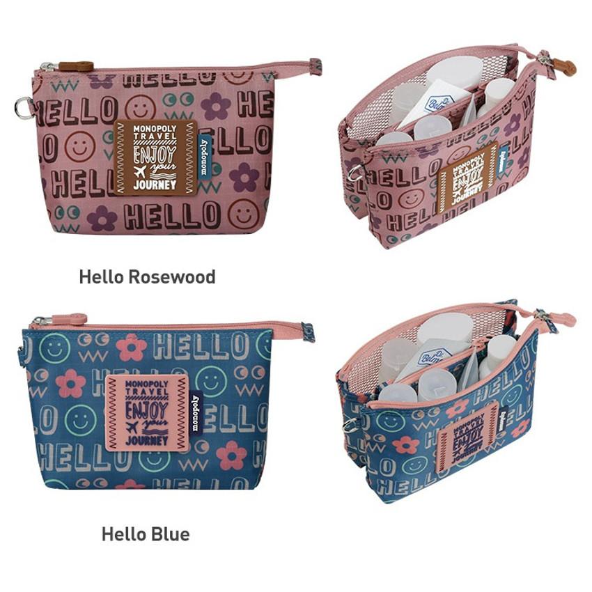 Hello rosewood, Hello blue