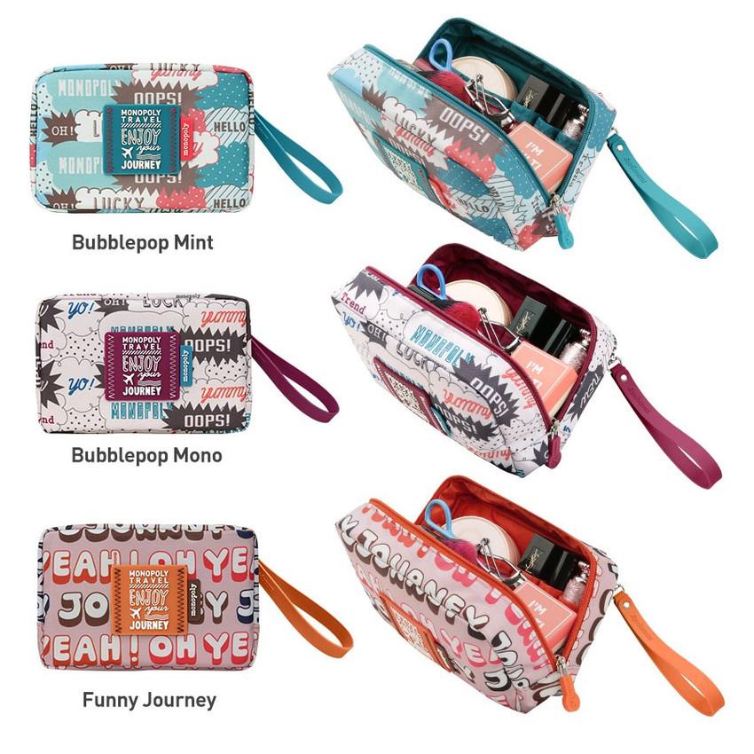 Bubblepop mint, Bubblepop mono, Funny journey