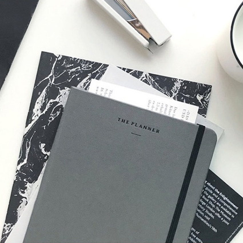 Seeso The time planner large dateless weekly diary planner ver3