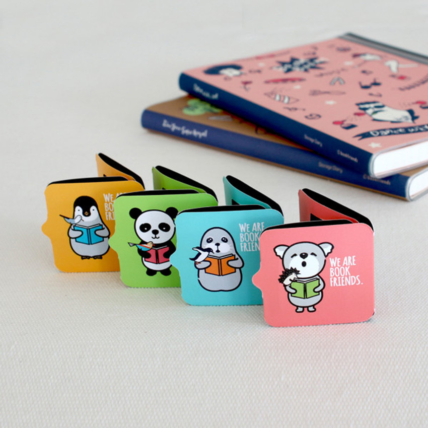 Magnetic Bookmark Bath Time