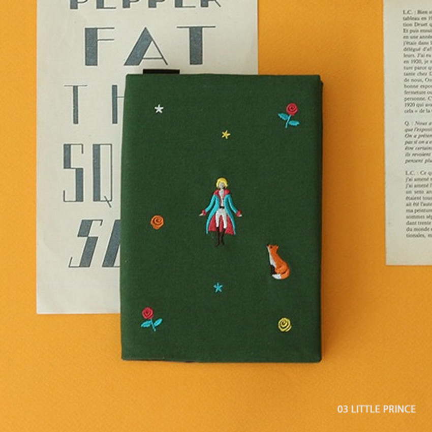 03 Little prince - Tailorbird pattern dateless weekly planner