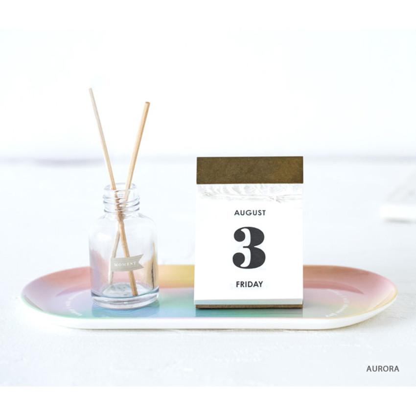 Aurora - Livework Smart organizer basic pencil pen tray