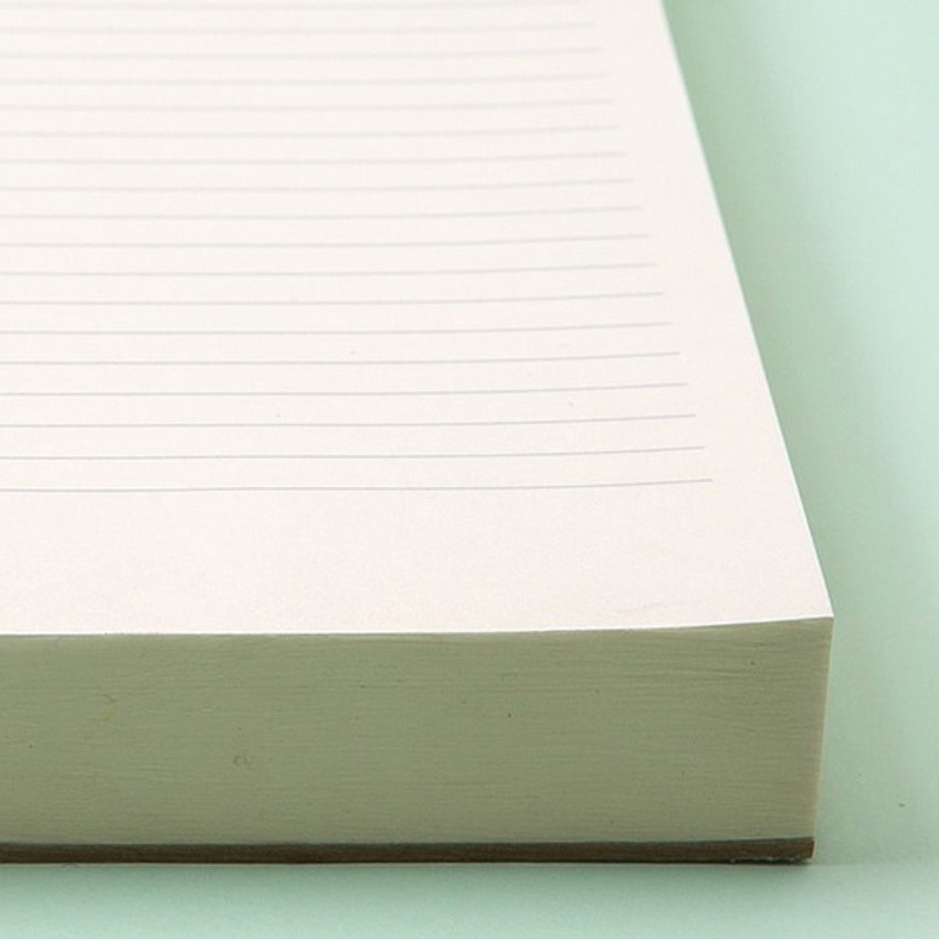 200 Sheets - Ardium 200 Sheets lined letter format notepad