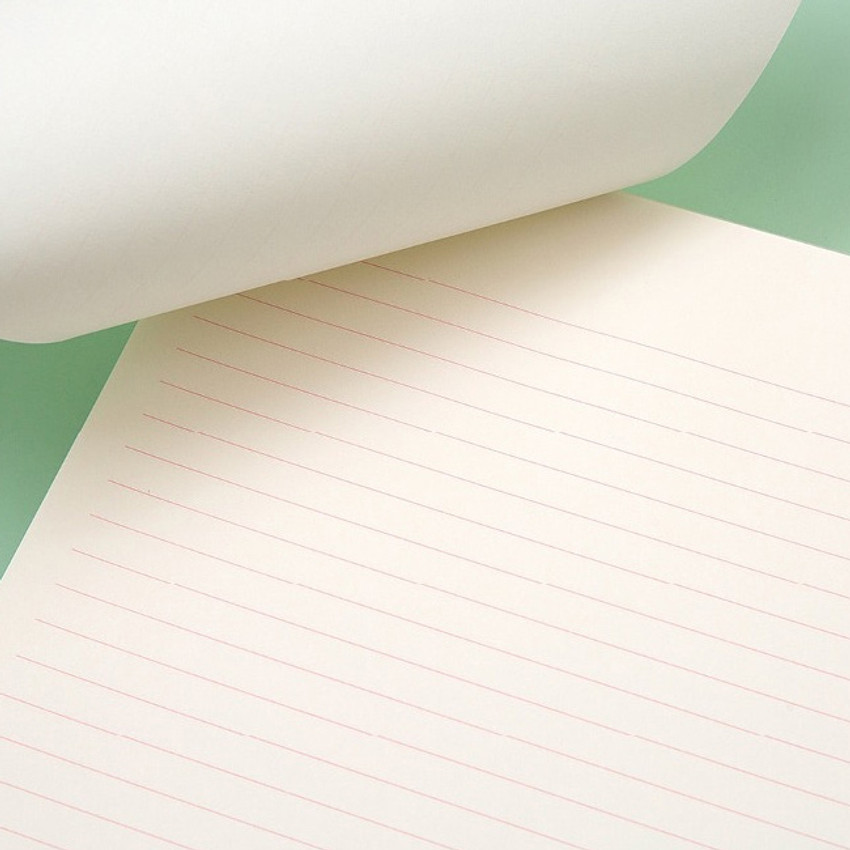 Easy tear out - Ardium 200 Sheets lined letter format notepad