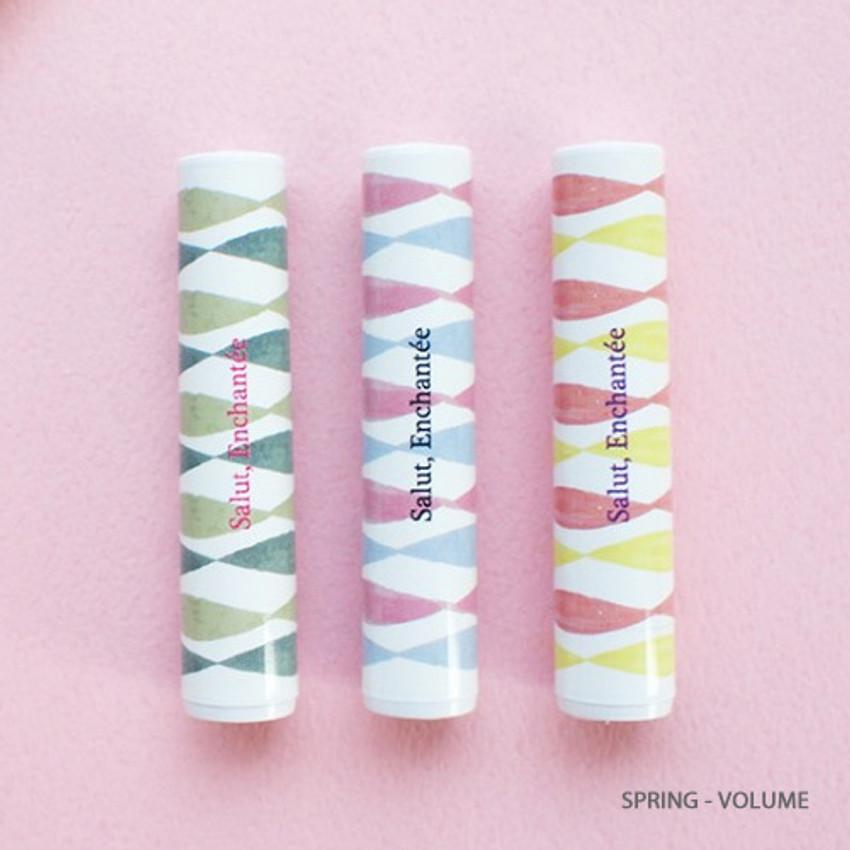Spring-volume - Hello Today Design pencil cap set