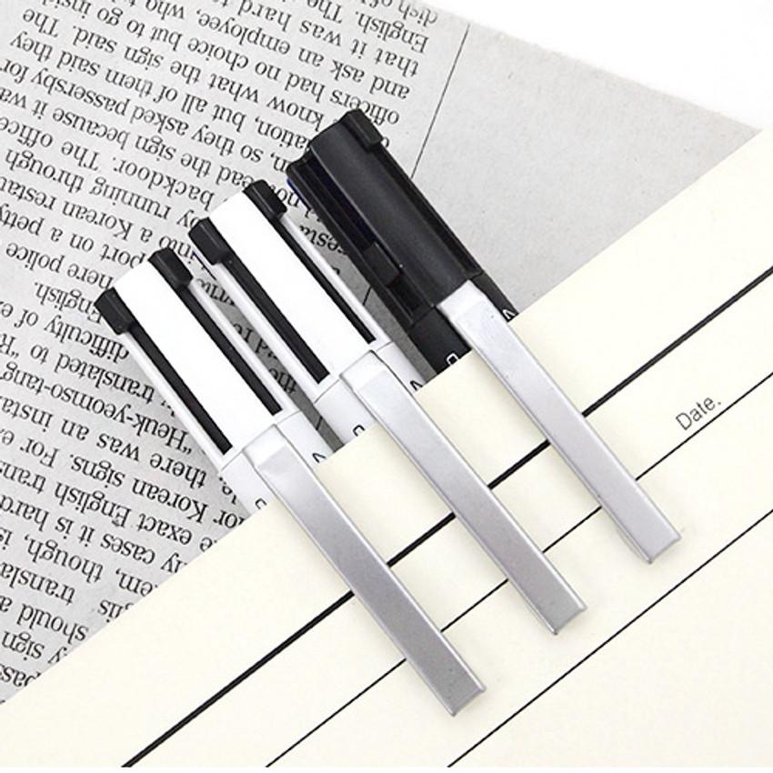 Clip - 2Young Agenda premium 3 colors ballpoint multi pen