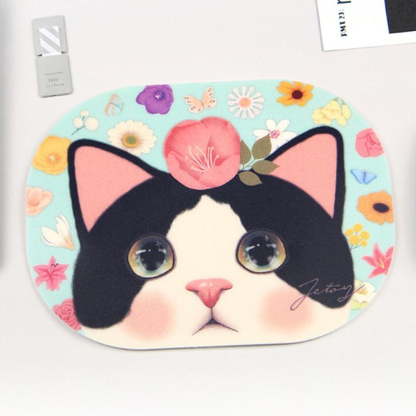 Jewelry - Jetoy Choo Choo lovely cat mouse pad