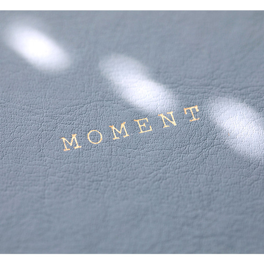PU cover - Livework Moment small lined notebook ver3