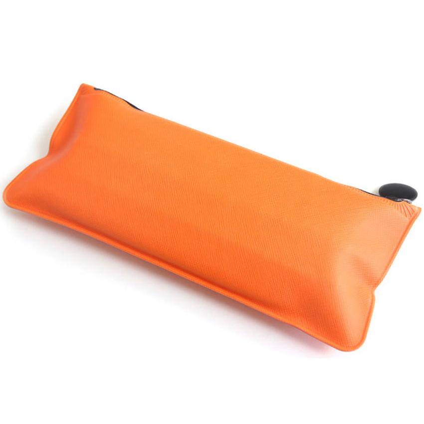 Fenice Premium PU seamless pen pencil case pouch
