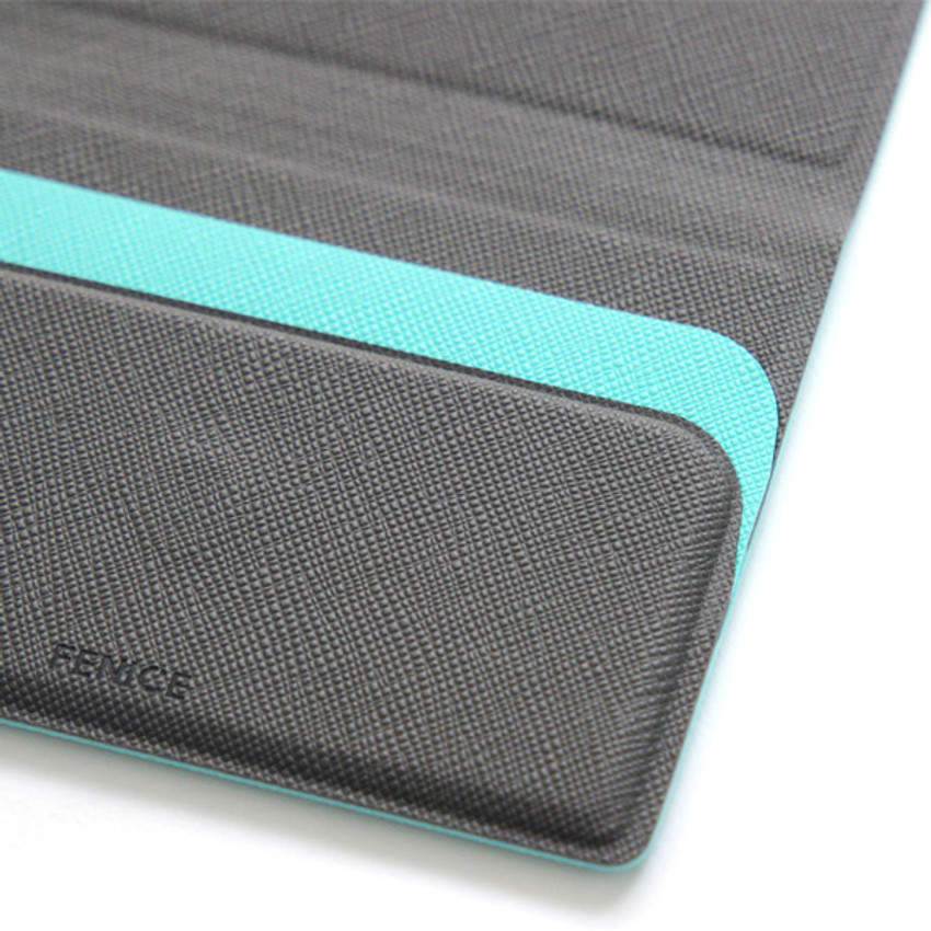 Inner pockets - Fenice Premium business PU cover card case pocket