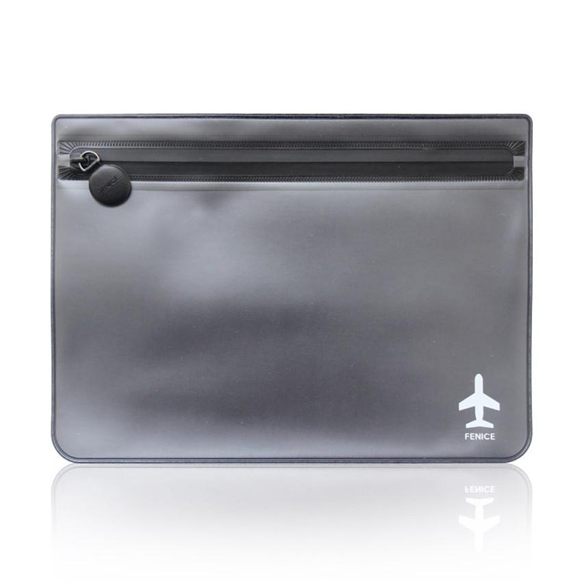 Fenice Travel waterproof translucent zip pouch