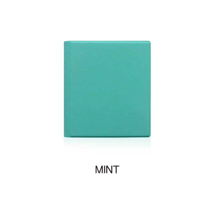 Mint - Fenice Premium PU business card book holder case