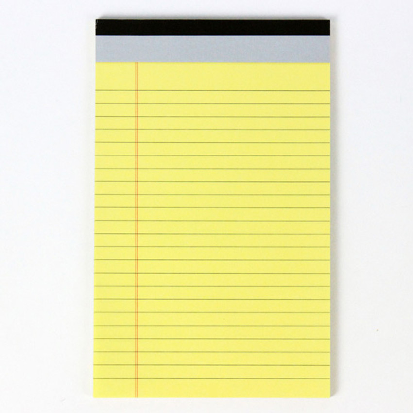 comes with a notepad - Fenice Premium PU business A5 size notepad holder organizer