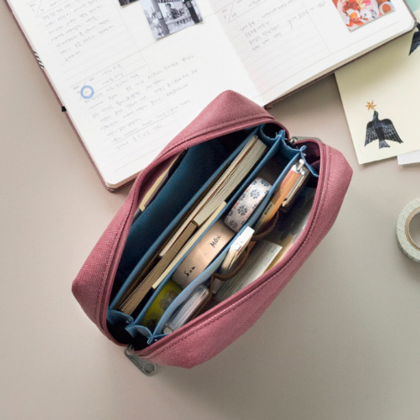Example of use - Byfulldesign Oxford basic bank pocket pouch ver4