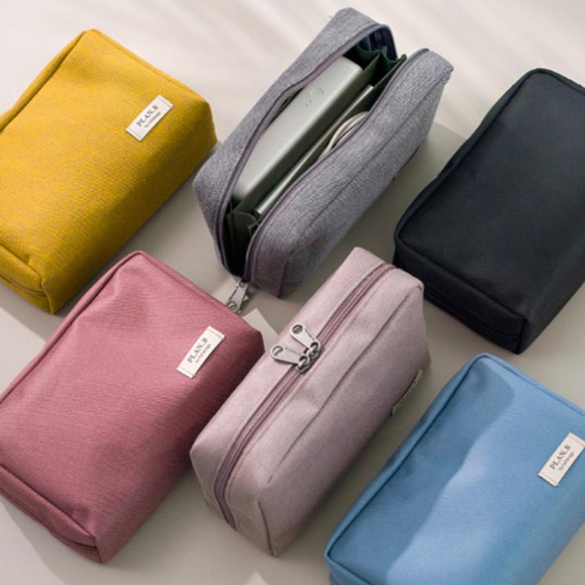 Byfulldesign Oxford basic bank pocket pouch ver4