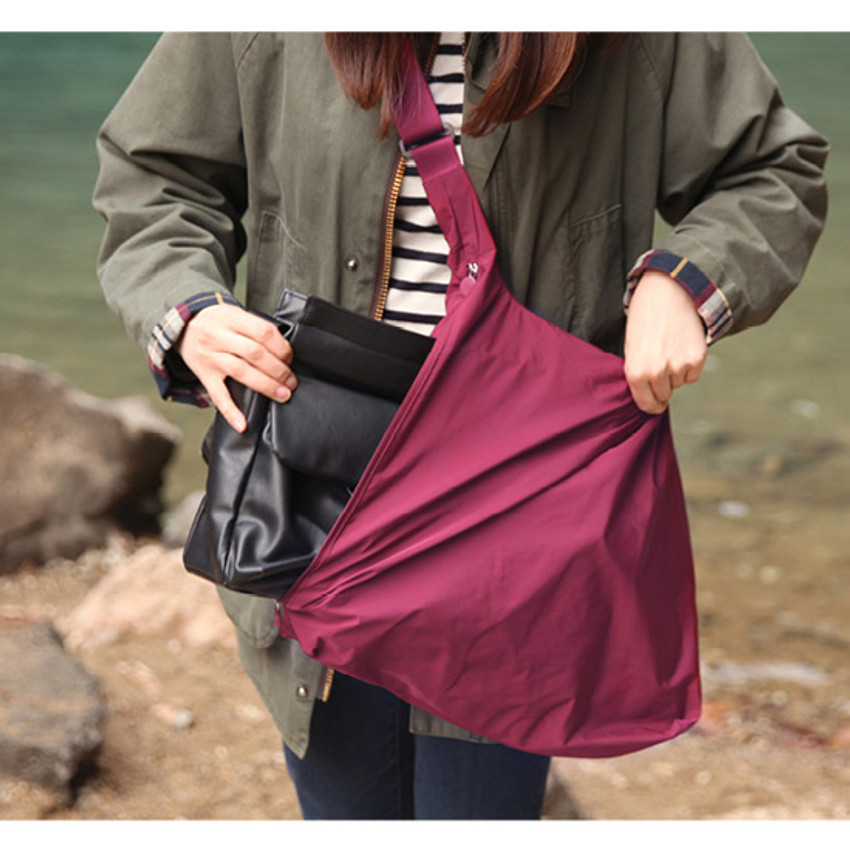 Byfulldesign Travelus water resistant rain bag for bags