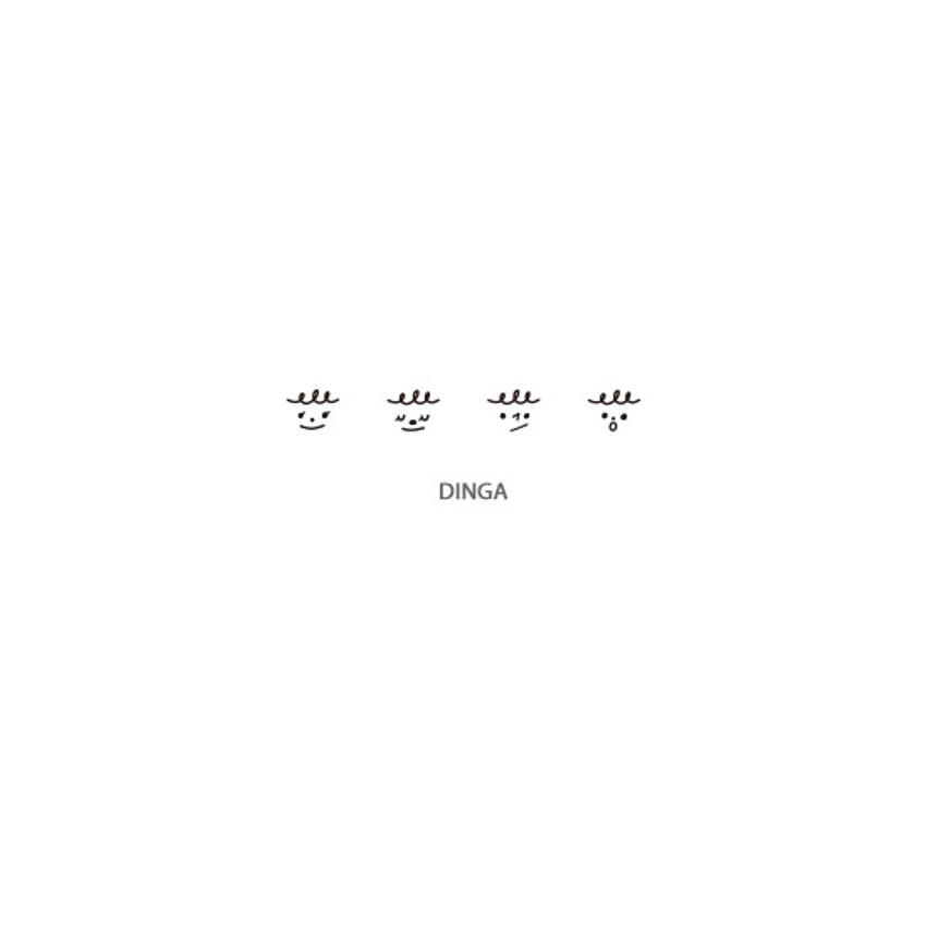 Dinga - Gyou Compound single roll paper masking tape