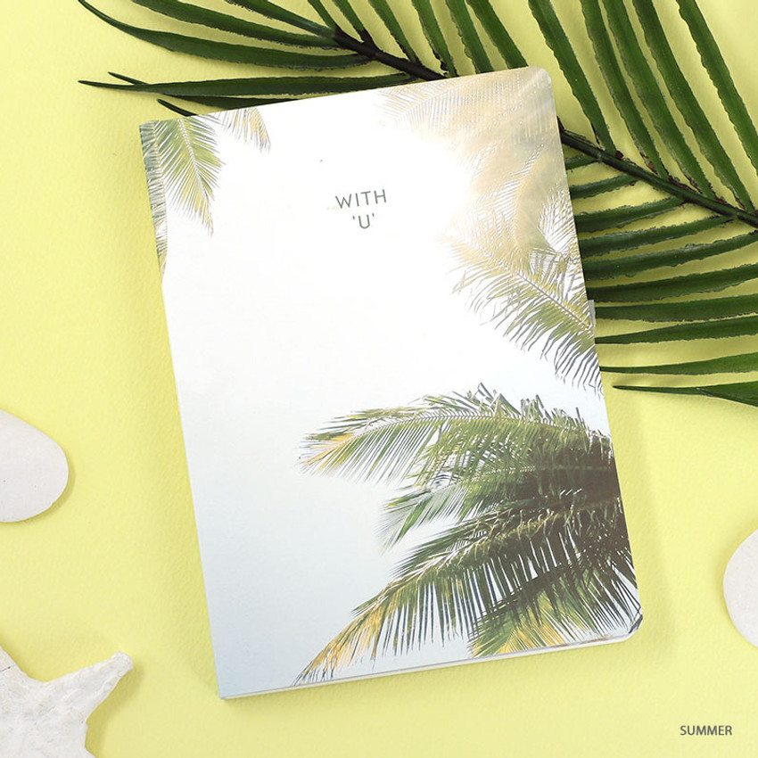 Summer - PLEPLE 2020 With you dated weekly diary planner