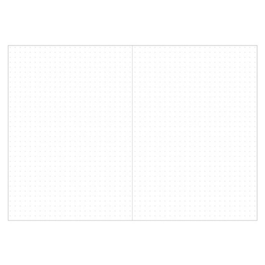 Dot pages - O-CHECK Le cahier bonne pensee medium dot notebook