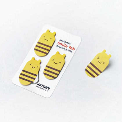 Sticky Notes Honey Bees