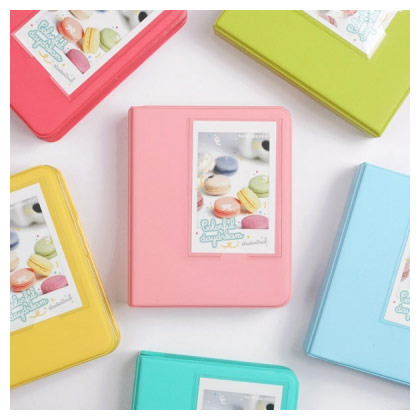 2nul Instax Mini Polaroid Photo Album Ver3 Plus Fallindesigncom