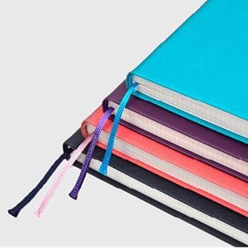 Ribbon bookmark - Ardium 2021 Simple medium dated weekly planner scheduler