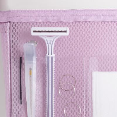 inner pockets - Byfulldesign Travelus medium coated mesh pouch ver3