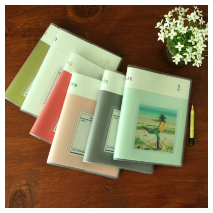 Cool Gray 4x6 Inch Photo Pocket Album Holds 60 Fallindesign