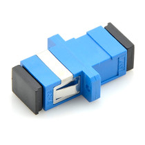 Simplex Singlemode Fiber Adapter SC /SC UPC